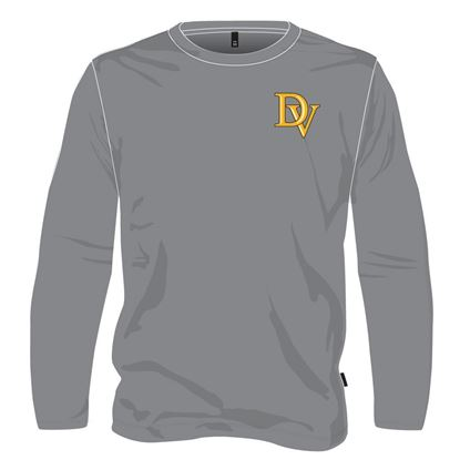 Picture of Long Sleeve Sweater (Gray)
