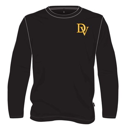 Picture of Long Sleeve Sweater (Black)