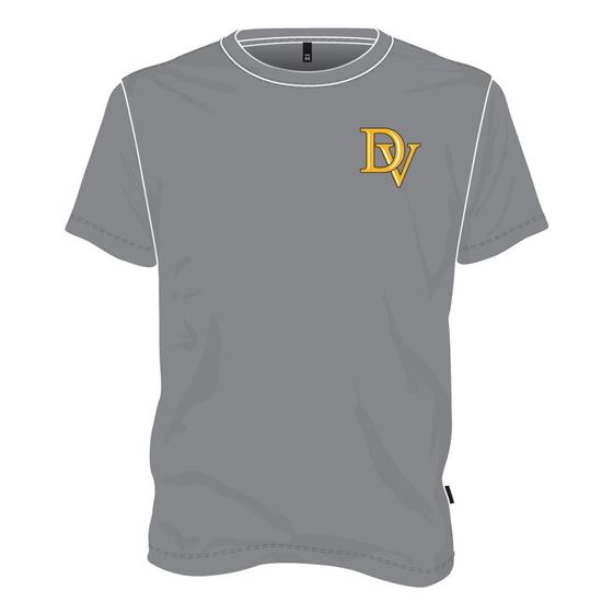 Picture of Round neck t-shirt (Gray)