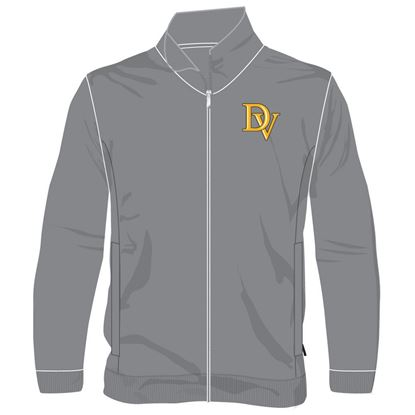 Picture of Long Sleeve Jacket (Gray)