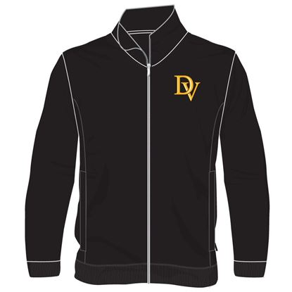 Picture of Long Sleeve Jacket (Black)